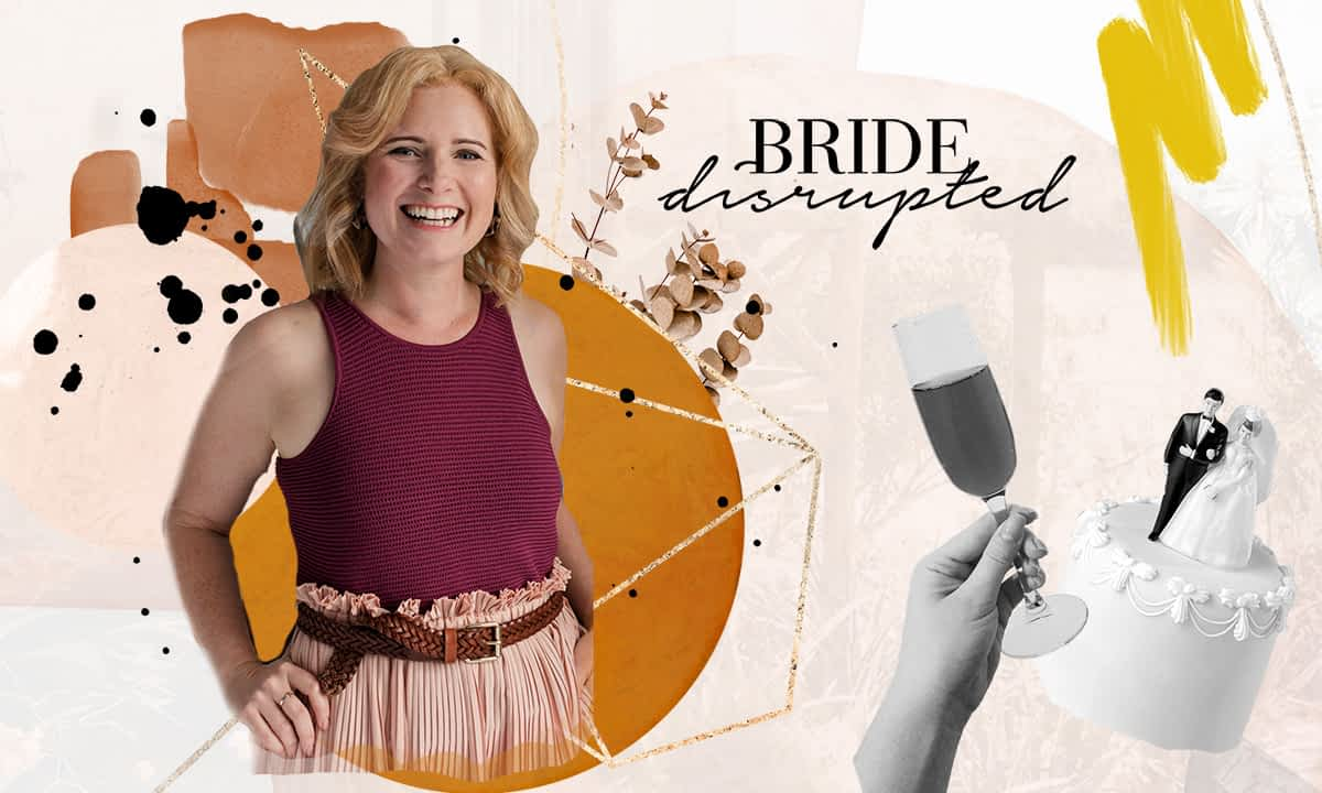 Bride Disrupted Brand Poster