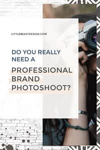 Do you really need a brand photoshoot?