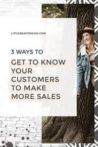 Get to Know Your Customers blog