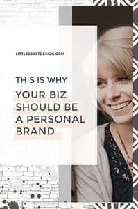 Why your business should be a personal brand
