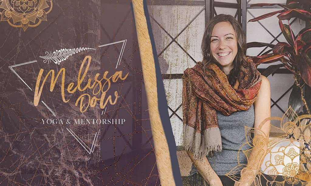 Melissa Dow Brand Poster | by Tracy Raftl Design